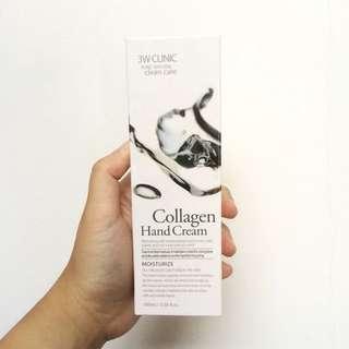 Colagen Hand Cream 3w Clinic