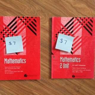 HSC + PRELIM TEXTBOOKS