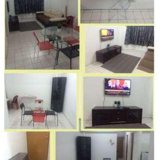 Bilik sewa rumah fully furnished damansara Damai