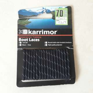 BOOT LACES KARRIMOR