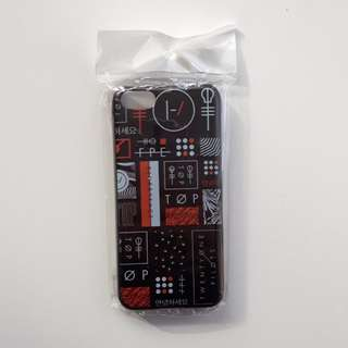 Twenty One Pilots iPhone 5c case