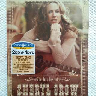 2CD+1DVD - The Very Best of Sheryl Crow (cd import)