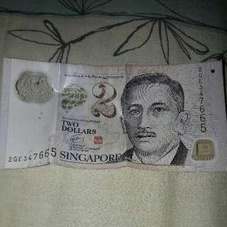 uang singapore