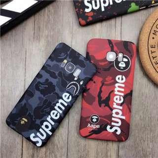 [Instocks] Brand New Supreme Phone Case for iPhone & Samsung