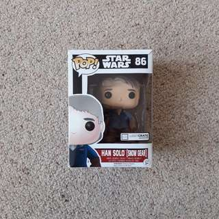 Pop! Vinyl Han Solo Exclusive
