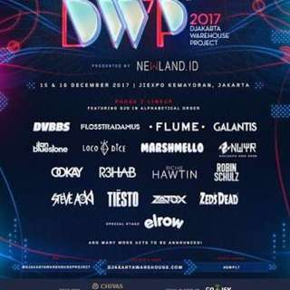 dwp 2017 tickets