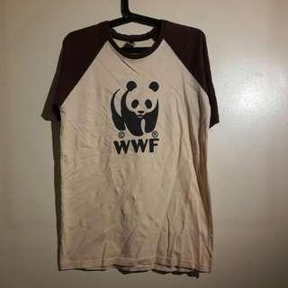 WWF Baseball Shirt