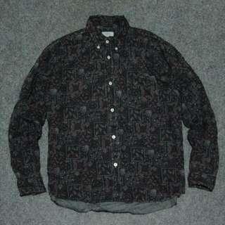 Bandana Paisley Shirt