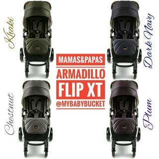 Mamas&Papas Armadillo Flip XT Stroller