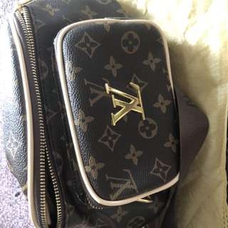 BNWT Louis Vuitton Leather Bum Bag!