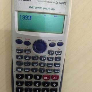 Original Scientific Calculator