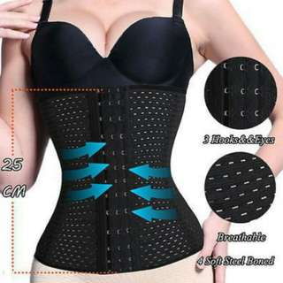 🌟Promo🌟Body Shapers Slim Waist Tummy Girdle Belt Waist Cincher Underbust Corset Firm Waist Trainer Slimming Belly Unisex