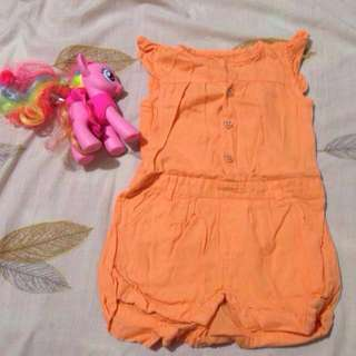 Auth mothercare jumpsuit-no tags