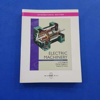 Electric Machinery - Sixth Edition