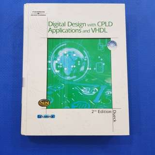 Digital Design with CPLD Applications and VHDL - 2nd Edition