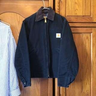 carhartt detroit jacket black dickies army us beams 軍 工作外套 工裝 outdoor 底特律 古著  wip