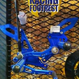 R25 Racing Footrest