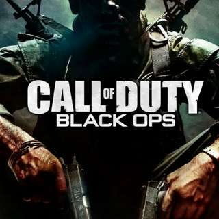 PC GAME CALL OF DUTY BLACK OPS
