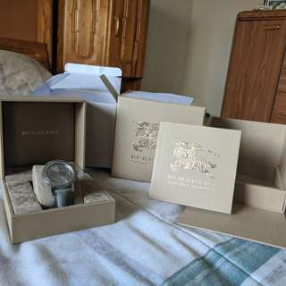 NWT Authentic Burberry Watch