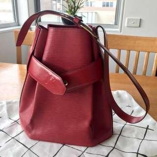 Authentic Louis Vuitton Sac De Paul Shoulder Bag in very good condition