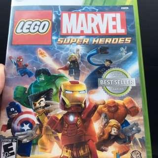 Xbox 360 Original Lego Marvel Super Heroes