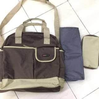 Colorland Baby Nappy Diaper Mummy Maternity Travel Organizer Bag