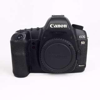 Canon Eos 5D Mk II (21MP) (USED)