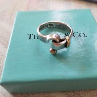 Tiffany knot ring