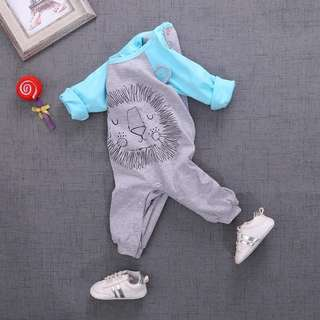 1-2 years old boy set clothes