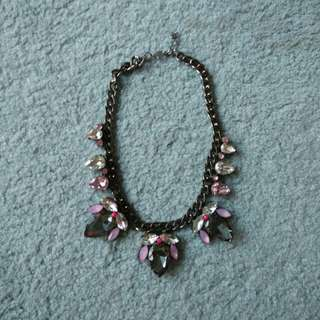 NEW Kalung purple black