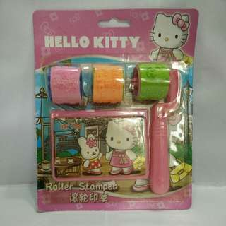 Hello Kitty Roller Stamp