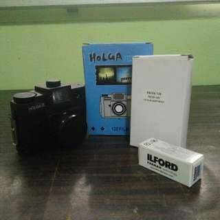 Holga 120 CFN Complete Set!