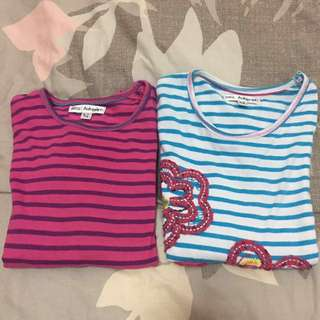 Authentic Marks & Spencer M&S Girls Kids Tops