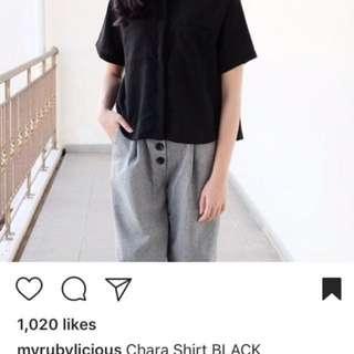MyRubilicios Chara Shirt White