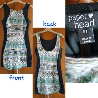 Mini Dress size S