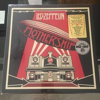Led Zeppelin - Mothership. 4 LP box set. vinyl. new