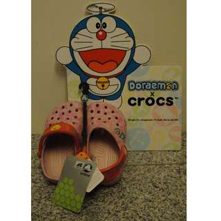 Limited Doraemon Crocs Shose