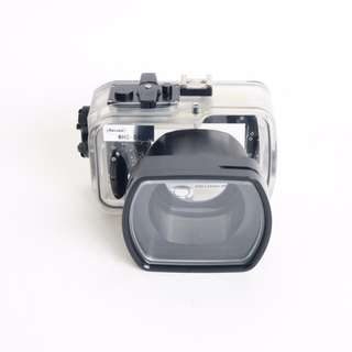 Recsea underwater housing for SX210 Canon