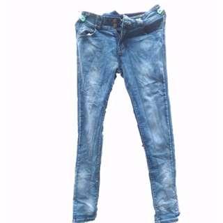 牛仔褲 #長褲特賣