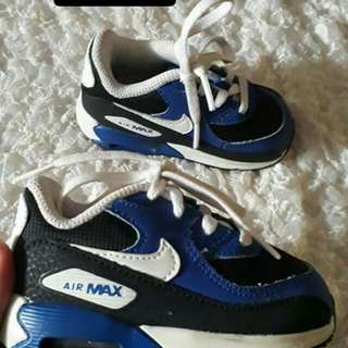 Nike Auth💯 Baby Shoes