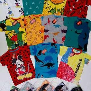 Children Kids boy GYMBOREE cute printed t-shirt