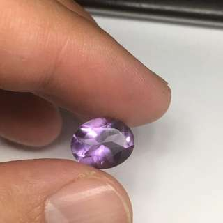 2.95ct Natural Amythest loose Stone