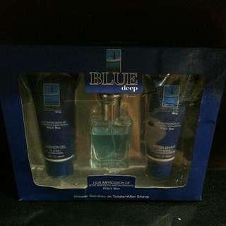 🎄🌲❄⛄🎁*Christmas gift* POLO BLUE DEEP