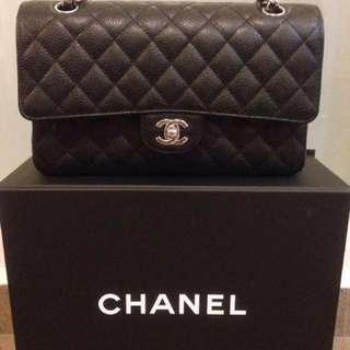 Chanel Handbag Classic (Black)