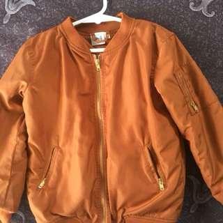 Bobby G Bomber Jacket