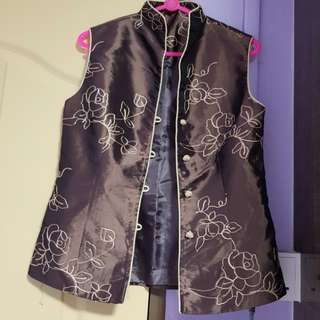 China style top