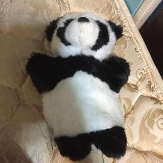 熊貓手套公仔