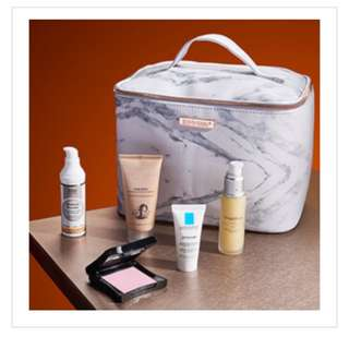 🆕🈹Look fantastic - Makeup box & skincare products