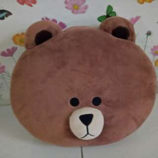 Line Cushion Ori