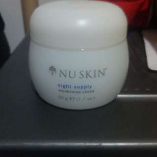 Nu skin night supply paket nutricential